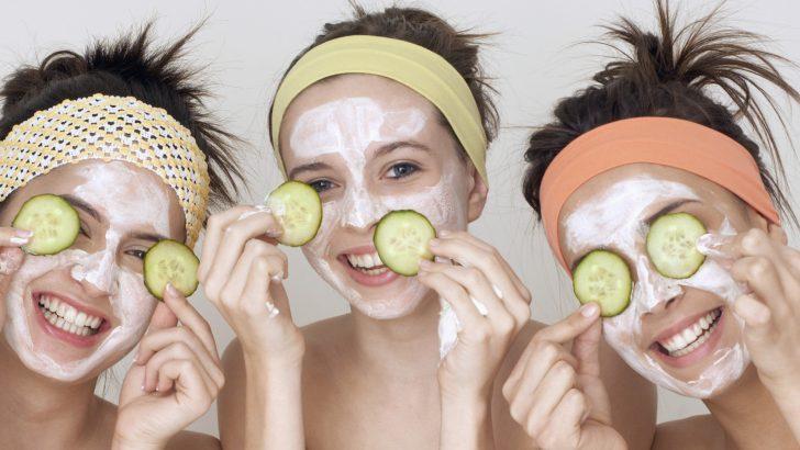 Doğal Sivilce Maskeleri