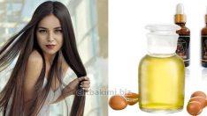 Argan Yağı Saç