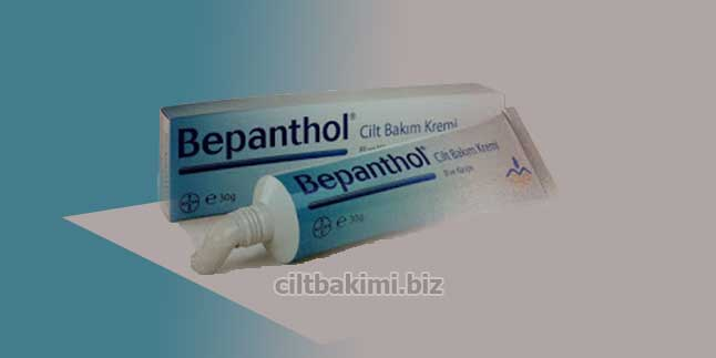 Bepanthol Cilt Bakım Kremi Faydaları