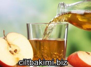 Elma Suyunun Cilde Faydaları