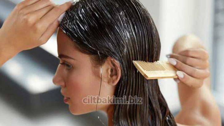 Evde Yapılan Saç Bakım Maskeleri