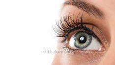 Göz Çevresi Bakımı Göz Altı Morlukları Tedavisi
