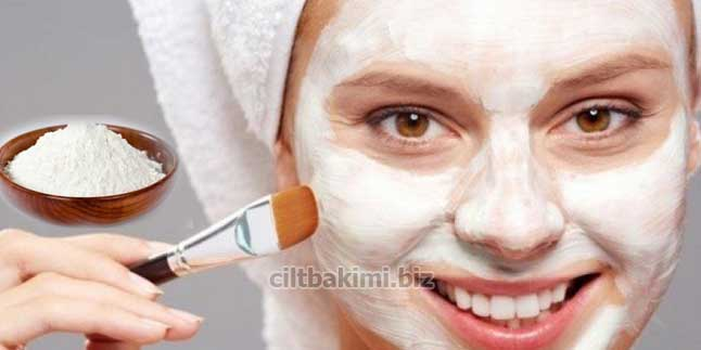 Karbonat Maskesi ile Cilt Bakımı Nasıl Yapılır