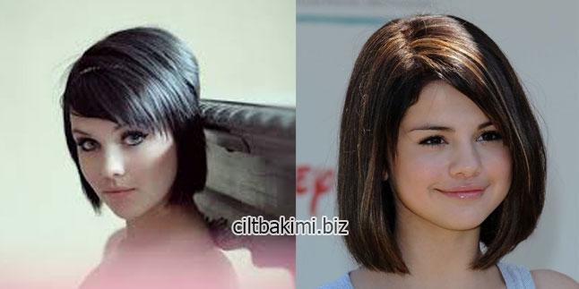 Saç Modelleri Kısa Saç Modelleri
