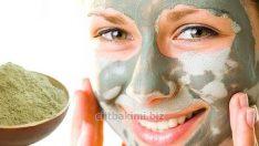 Yeşil Kil Maskesi